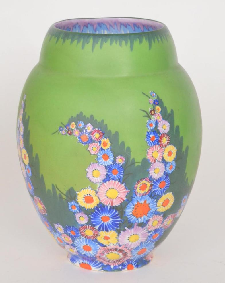 Fieldings Auctioneers Ltd Carlton Ware Garden A Vase Of