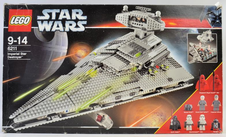 East Bristol Auctions Lego Star Wars An Original Lego Star Wars