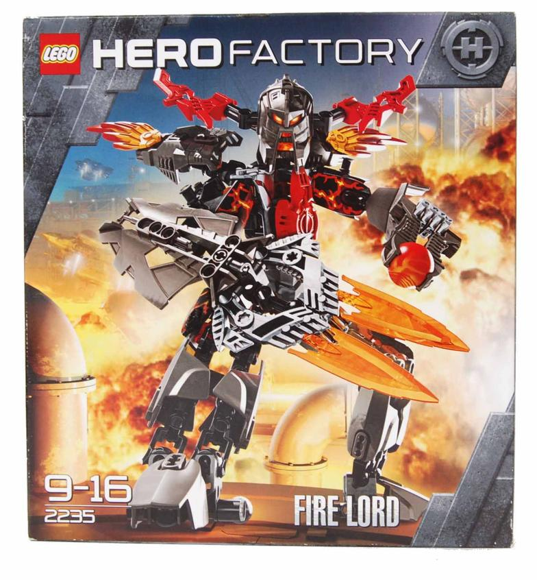East Bristol Auctions Lego Hero Factory A Lego Hero Factory Fire