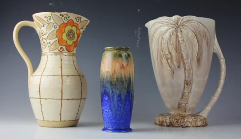 Trevanion Dean Auctioneers Valuers A Ruskin Vase The