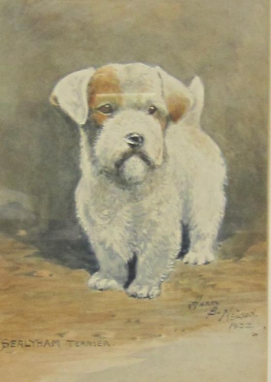 Brightwells HARRY BINGHAM NEILSON 1861 1941brbrA Sealyham Online Auction Catalogue