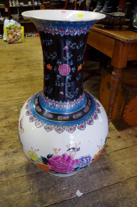 Stride Son A Very Large Japanese Vase 88cm High Online