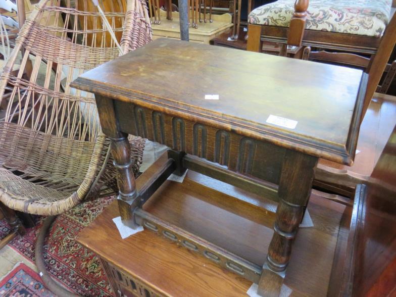 Wright marshall knutsford a georgian medium oak bureau the