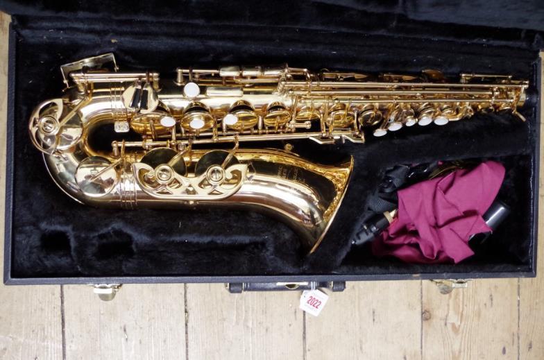 Tremendous Stride Son An Evette Buffet Crampon Alto Saxophone In Download Free Architecture Designs Scobabritishbridgeorg