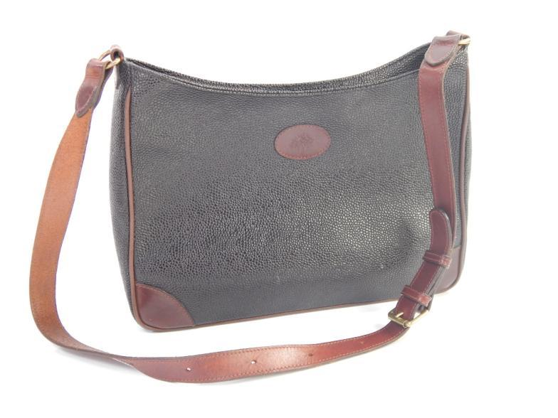 9031d5eb7997 Golding Young   Mawer Bourne   A ladies Mulberry scotch grain leather  handbag