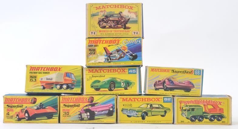 East Bristol Auctions : MATCHBOX