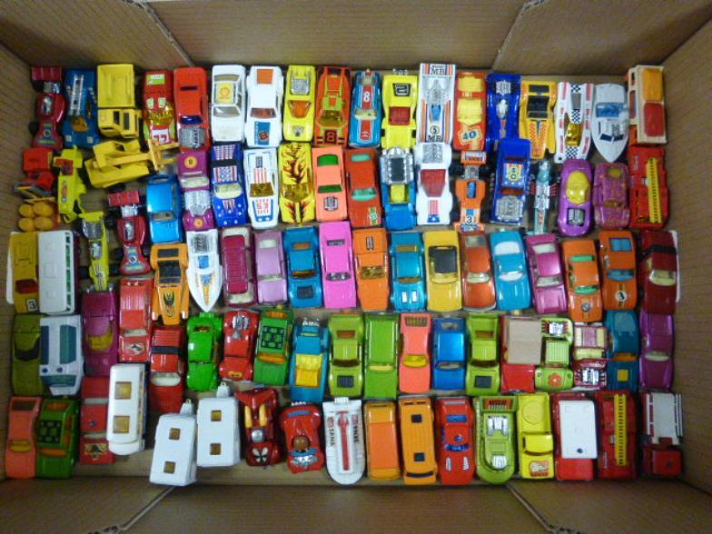 Berkshire Auction Rooms : Collection of eighty+ Matchbox