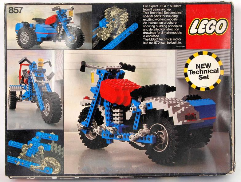 East Bristol Auctions : VINTAGE LEGO TECHNICS: An original