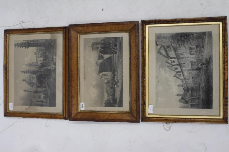Mallams Fine Art Auctioneers Abingdon A Pair Of 19th Century