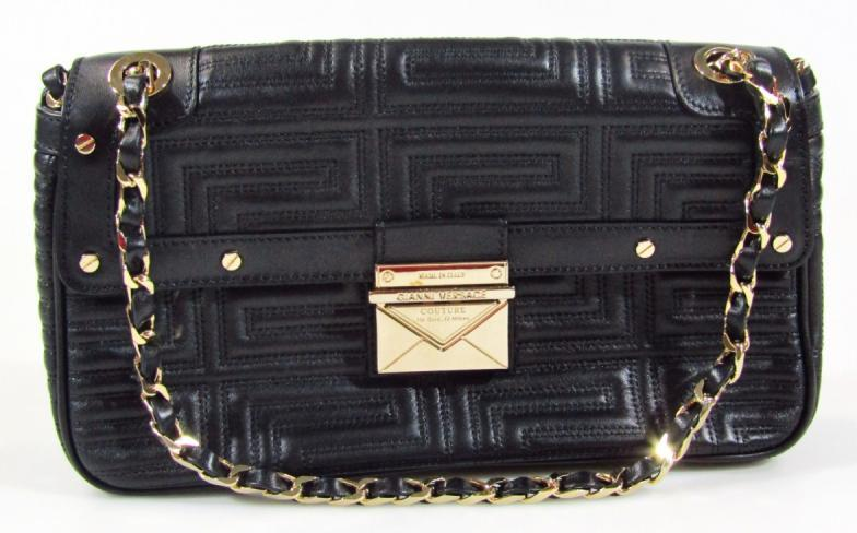 Golding Young   Mawer Grantham   A Gianni Versace Couture black ... 05113aa93a015