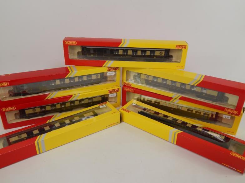Model Railroads & Trains Hornby Gwr Restaurant Coach R4525 Online Discount
