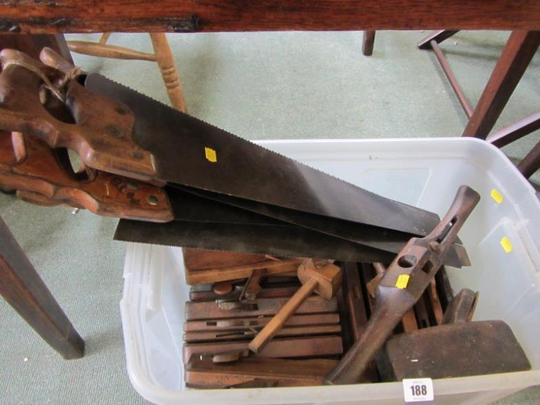 Jefferys Carpenter Tools Collection Of Wooden Moulding Plains