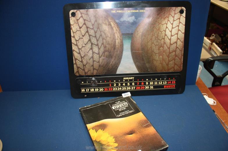 Nigel Ward Co Sale 1 A 1984 Pirelli Calendar Af And The