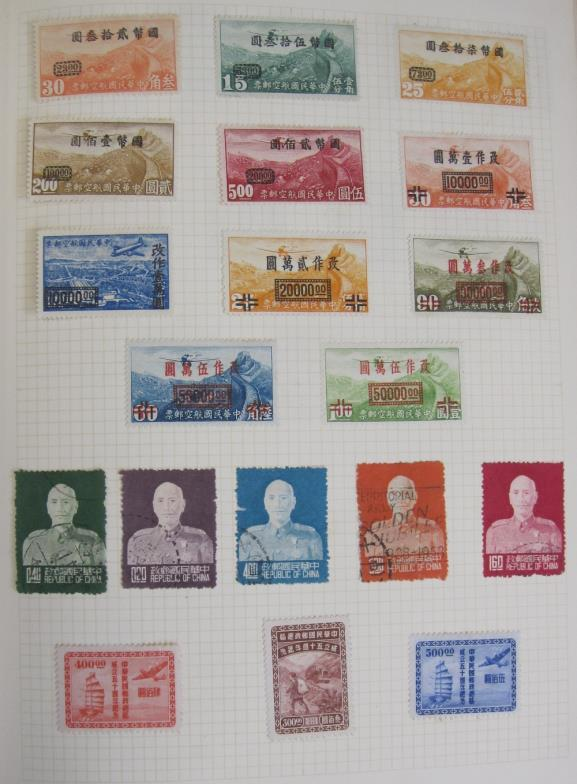 Brightwells : An All World Stamp Collection, contained in